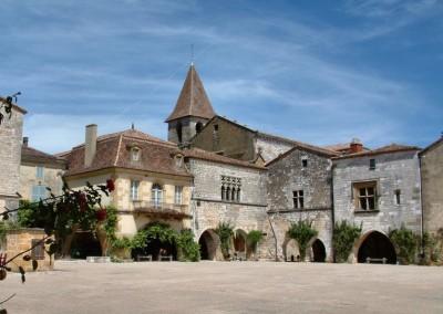 Villa Lafage - Monpazier - 1000x750