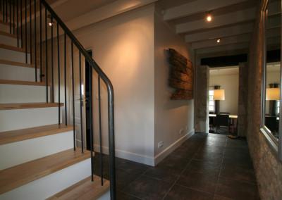 Villa-Lafage-pigionnier-hallway